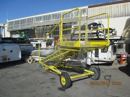 N/A Aerostand Portable Aircraft Maintenance Stand