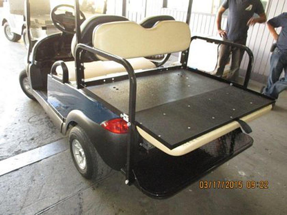 2012 Club Car Precedent Villager 4
