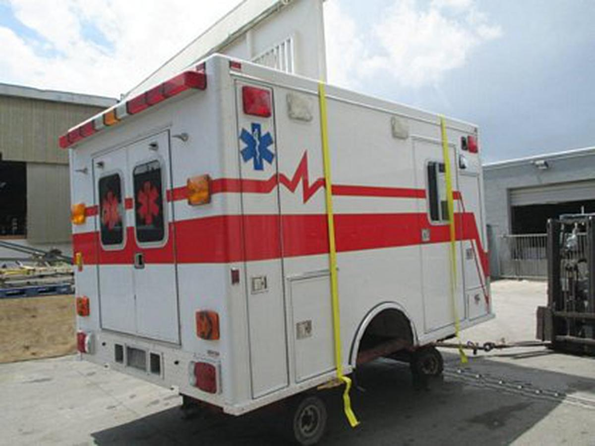 N/A  Ambulance-Type I