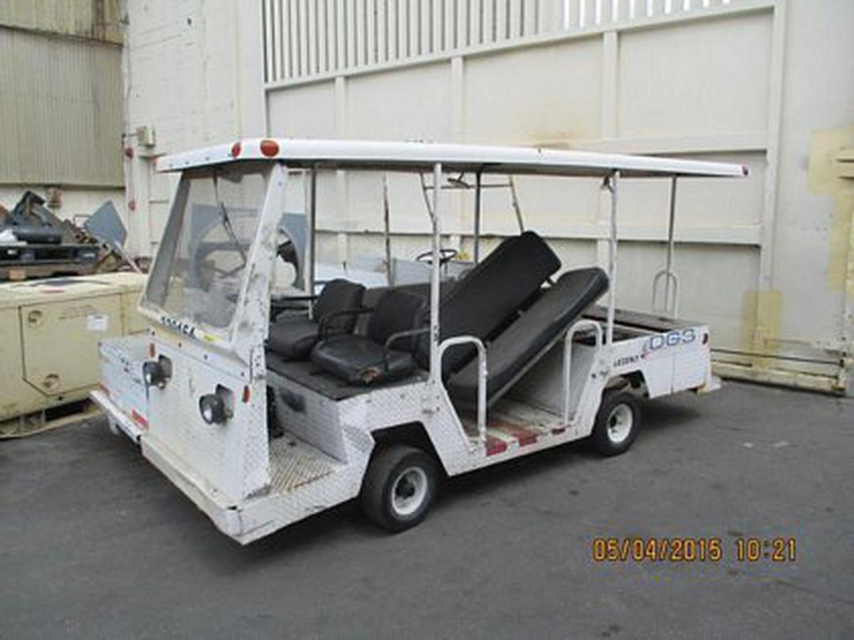 1999 Legend Electric Vehicles 282B